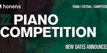 Honens International Piano Competition Announces Dates For 2022 Edition Photo