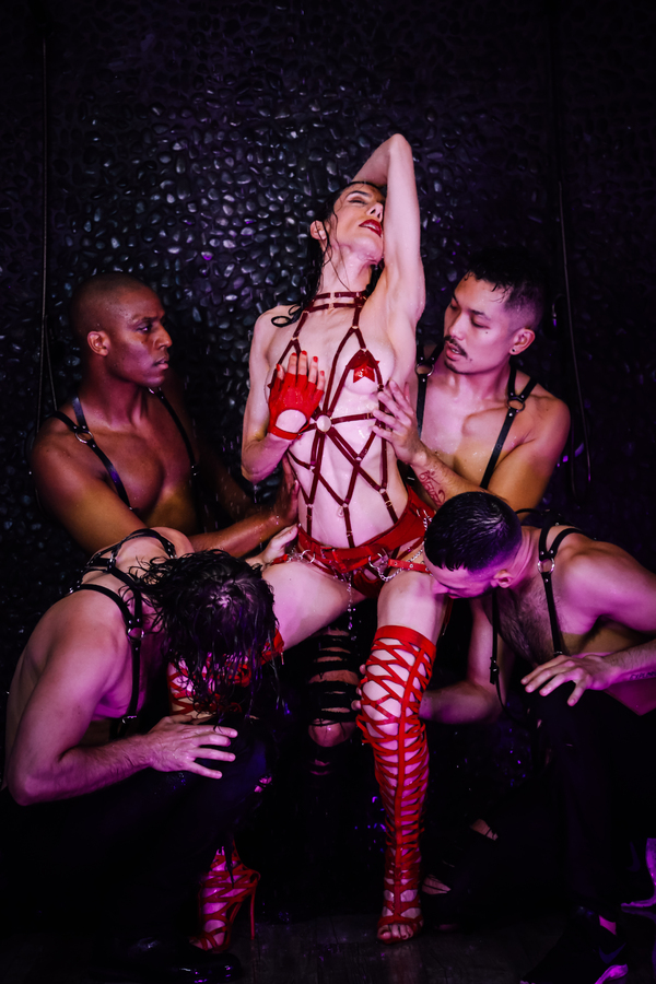 BWW Exclusive: Check Out Portraits of 'Wet Dream' from BROADWAY BARES: TWERK FROM HOME