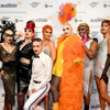 Photo Flash: Drag Stars and More Turn Out for Premiere of HOT WHITE HEIST Podcast Photo