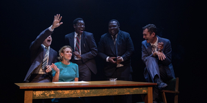BWW Review: THE UNLIKELY SECRET AGENT is Full of Courage and Heart Photo