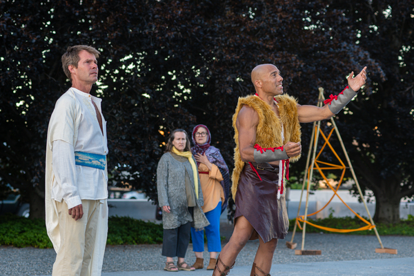 Photos: First Look at Magis Theatre Company's THE ALCESTIAD