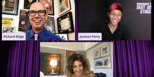 WATCH: Our Next on Stage Winners, Jackson and Mia, Chat with Richard Ridge! Video