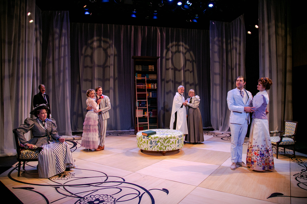 Photos: Harriet Harris, Claire Saunders & More Star in THE IMPORTANCE OF BEING EARNEST at Berkshire Theatre Group