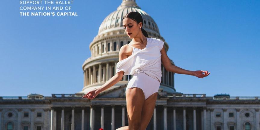 The Washington Ballet Announces 2021/22 'Season of Gratitude' Featuring THE NUTCRACKER, SW Photo