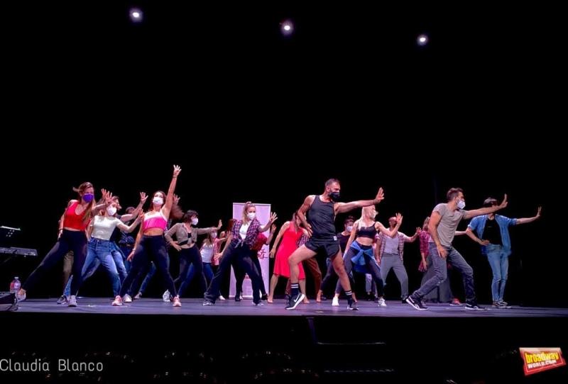 Photos: Nos colamos en las audiciones de KINKY BOOTS
