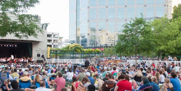 Utah Symphony Heads Outdoors For The Return Of Its Community Concert Series Photo