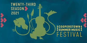 Cooperstown Summer Music Festival Announces 23rd Season Photo