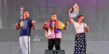 Photo Coverage: New York City Opera's 3rd Annual Pride in the Park Photo