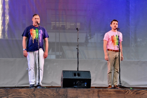 Photos: New York City Opera's 3rd Annual Pride in the Park