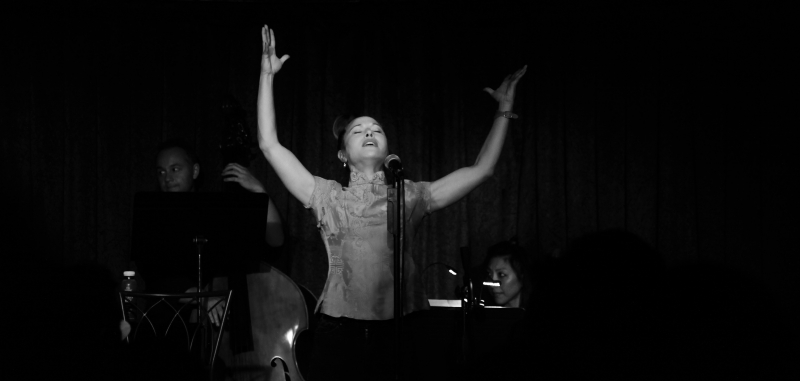 BWW Review: CELIA MEI RUBIN & FRIENDS SING SETH BISEN-HERSH Packs Don't Tell Mama With Grateful Patrons