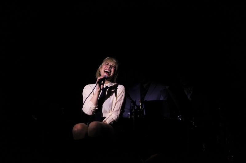 BWW Review: LAUREN Rocks, Shocks, and Unlocks the MARCUS Magic at Feinstein's/54 Below