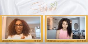 Deborah Cox Joins Stephanie Mills in Conversation For Juneteenth Video