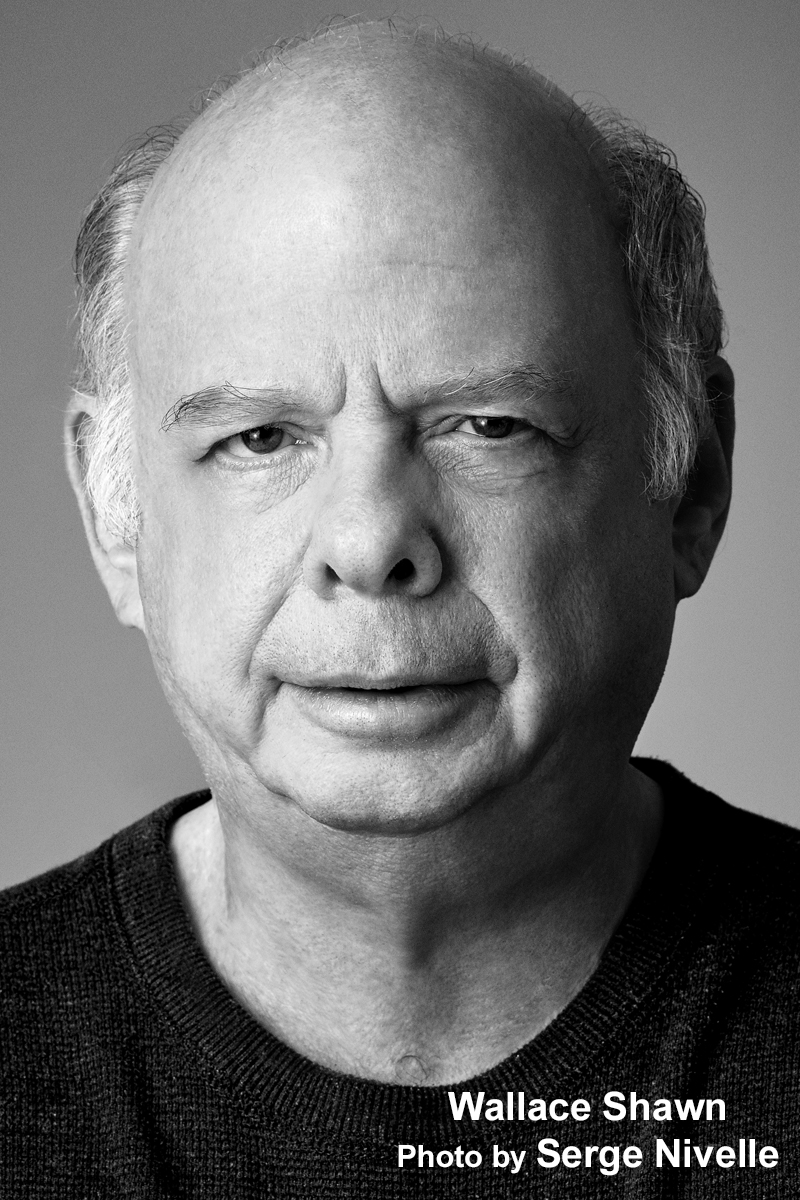 BWW Interview: Wallace Shawn – A DESIGNATED Writer of A THOUSAND COLORS