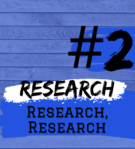 Student Blog: Summer Stock Central: Step #2   Research, Research, Research