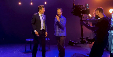 VIDEO: THE TONIGHT SHOW Shares a Behind the Scenes Look at Their Broadway's Back Sketch Photo