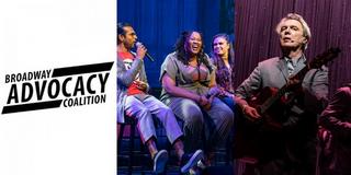 The Broadway Advocacy Coalition, AMERICAN UTOPIA & FREESTYLE LOVE SUPREME Will Receive Spe Photo