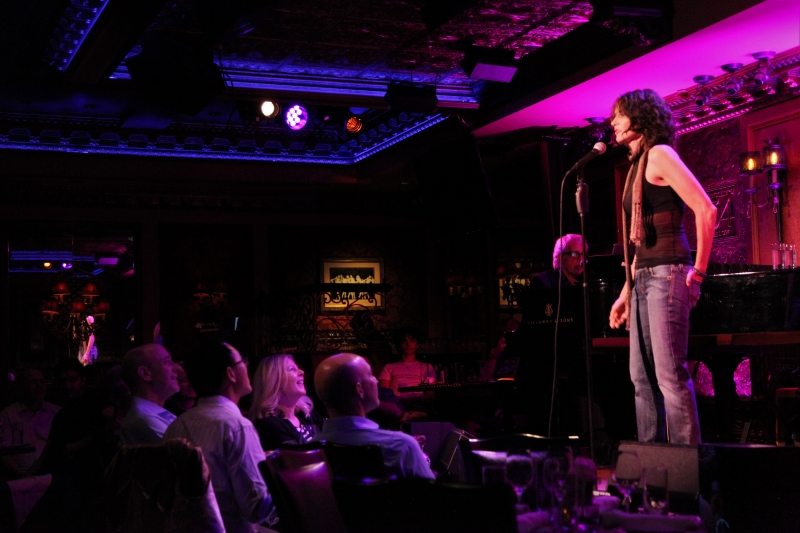 BWW Review: BETH MALONE Shines As Bright As The Day at Feinstein's/54 Below