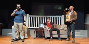 BWW Review: BECKY'S NEW CAR at Theatre Tallahassee Photo