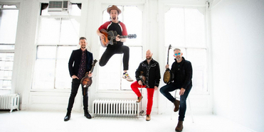 We Banjo 3, To Stream Live From Galway, Ireland This Thursday, June 24 Photo