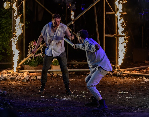 Photos: First Look at ROMEO & JULIET at Regent's Park Open Air Theatre