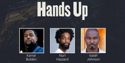 HANDS UP: 7 PLAYWRIGHTS, 7 TESTAMENTS Radio Play to be Presented by National Black Theatre Photo
