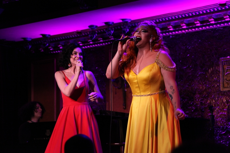 BWW Review: ALEXIS MICHELLE Makes Her Mama Proud With PRIDE AT 54 at Feinstein's/54 Below