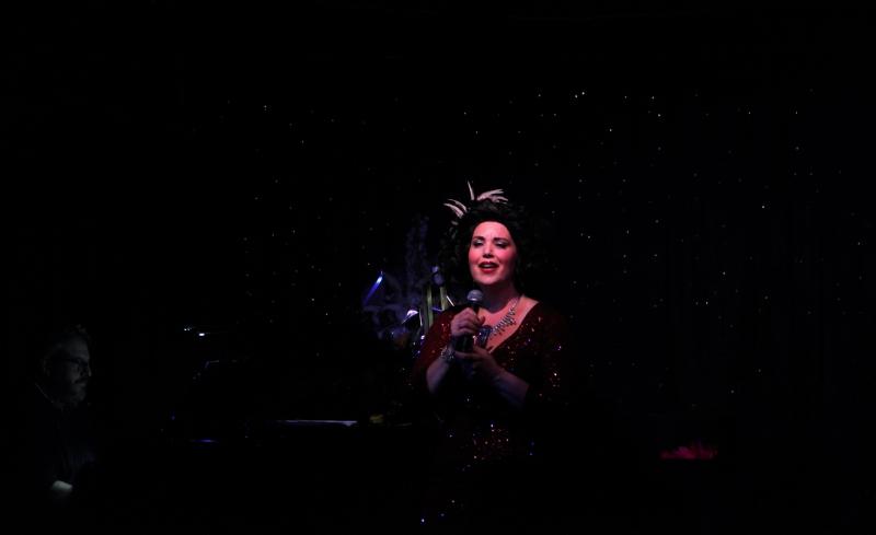 Photos: LEANNE BORGHESI : BORGHESI'S BACK! at Don't Tell Mama