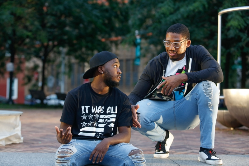 BWW Interview: Ozzie Jones, Jared Chichester, Davon Johnson, And David Pica of PASS OVER at Theatre Exile And Theatre In The X