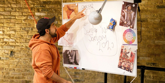 Guest Blog: Abdul Shayek On Taking Tara Theatre In New Directions Photo