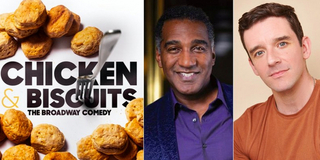 CHICKEN & BISCUITS, Led by Norm Lewis & Michael Urie, Is Coming to Broadway Photo