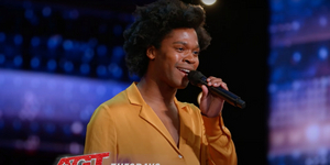 Contestant Jimmie Herrod Wows AGT Judges With 'Tomorrow!' Video