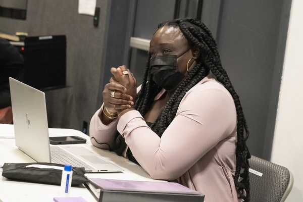 Photos: Rehearsals for Shakespeare in the Park's MERRY WIVES; Increased Audience Capacity