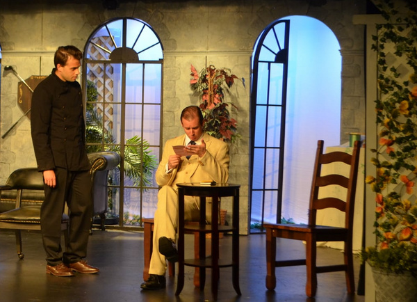 Photos: Agatha Christie's MURDER ON THE LINKS Opens Off-Broadway
