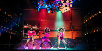 BWW Review: J'OUVERT, Harold Pinter Theatre Photo