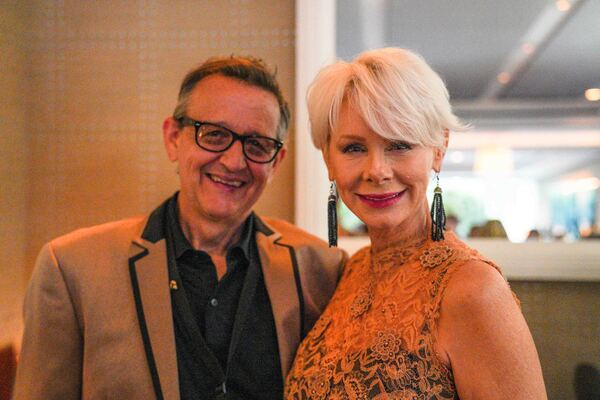 Photos: Jill & Rich Switzer Bring Cabaret to Table 26