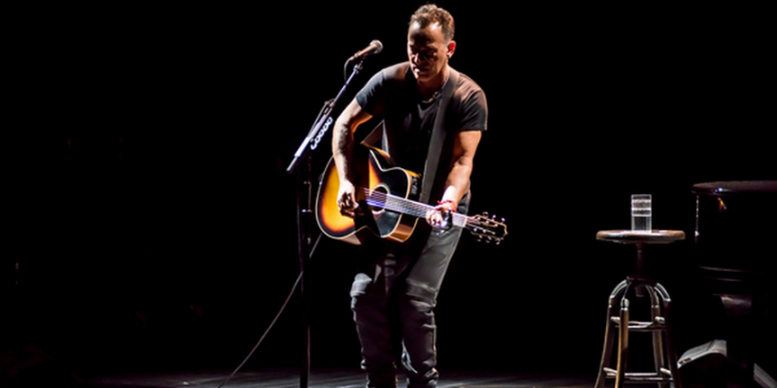 SPRINGSTEEN ON BROADWAY to Launch Digital Lottery Photo