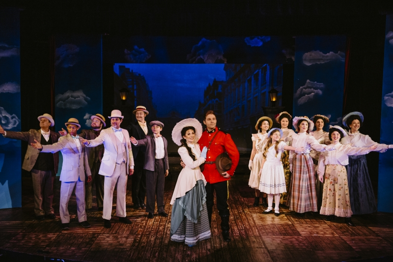 BWW Review: WHEN CALLS THE HEART THE MUSICAL Shines At Round Barn Theatre