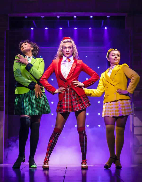 Bobbie Little, Jodie Steele & Frances Mayli McCann  Photo