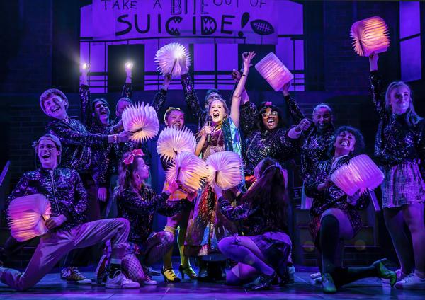 Photo Flash: See Christina Bennington, Jordan Luke Gage & More in the West End Return of HEATHERS THE MUSICAL