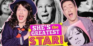Randy Rainbow Sings an Ode to His 'Lord and Savior', Barbra Streisand Video