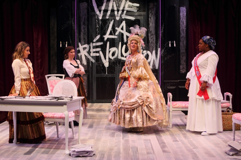 BWW Review: THE REVOLUTIONISTS at the Human Race Theatre Company