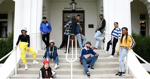BWW Review: VERSA-STYLE DANCE Presents ORIGINS OF HIP-HOP at Glendale Library, Arts & Culture
