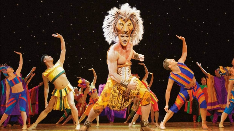 Disney's THE LION KING Officially Opens in Auckland, NZ