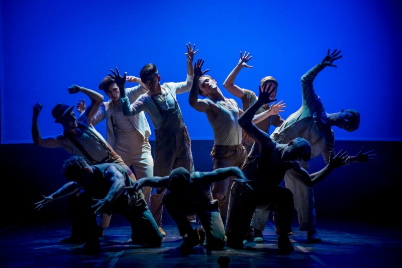 BWW Review: LAMTA Brings Iconic Images to Life in Dance Production PHOTOGRAPH