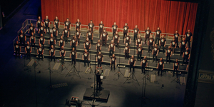 London Gay Men's Chorus Performs 'Marry For Love' ALW's CINDERELLA Video