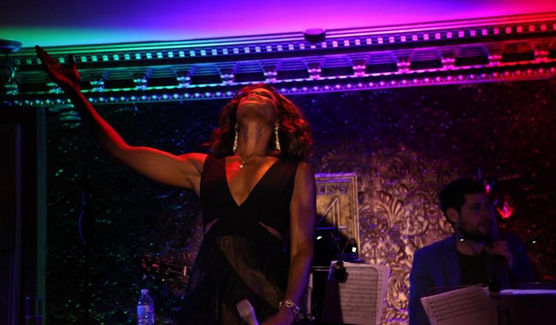 BWW Review: Nicole Henry Leaves Her Audience FEELING GOOD! at Feinstein's/54 Below