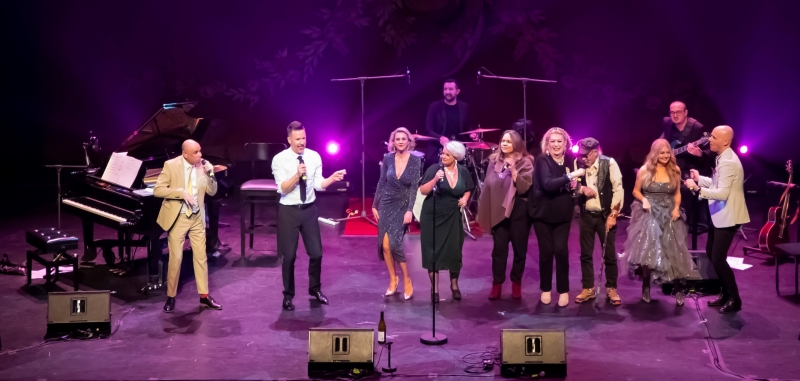 BWW Review: PERTH INTERNATIONAL CABARET FESTIVAL GALA at His Majesty's Theatre