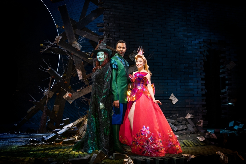 Photo: Get A First Look At Stage Entertainment's New Production Of Wicked