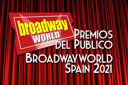 Primera ronda de votaciones de los Premios del Público Broadwayworld Spain 2021