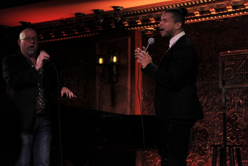 BWW Review: Scott Coulter And Friends: FROM DOLLY PARTON TO DAVID BOWIE Lands Spot On Target At Feinstein's/54 Below